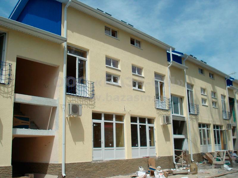 Пвх панели для отделки фасадов